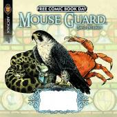 Free Comic Book Day 2011 - Mouse Guard - The dark crystal