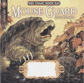 Free Comic Book Day 2010 - Mouse Guard - Fraggle Rock