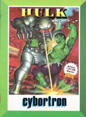 Hulk (2e Série - Arédit - Artima Color Marvel Géant) -7- Hulk contre le cybortron