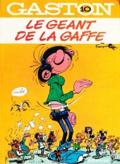 Gaston -10a1987- Le géant de la gaffe