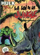 Hulk (2e Série - Arédit - Artima Color Marvel Géant) -9- La loi de la jungle