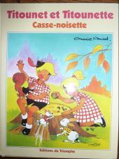 Titounet et Titounette (Triomphe) -3- Casse-noisette