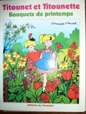 Titounet et Titounette (Triomphe) -5- Bouquets de printemps