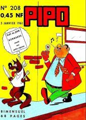 Pipo (Lug) -208- Numéro 208
