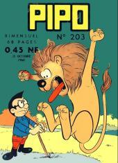 Pipo (Lug) -203- Numéro 203