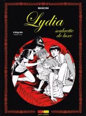 Lydia, soubrette de luxe -INT- Intégrale (tomes 1 à 4)