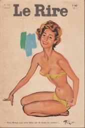 Le rire -106- Juillet 1960
