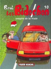 Les bidochon -10b2002- Les Bidochon usagers de la route
