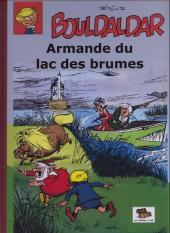 Bouldaldar et Colégram -3a- Armande du lac des brumes