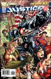 Justice League (2011) -5- Justice League part 5