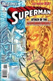 Superman (2011) -5- Menace !