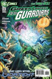 Green Lantern: New Guardians (2011) -5- The Orrery