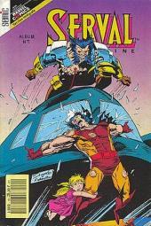 Serval-Wolverine -Rec07- Album N°7 (du n°19 au n°21)