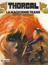 Thorgal -1b85- La Magicienne trahie