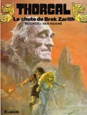 Thorgal -6a85'- La chute de Brek Zarith