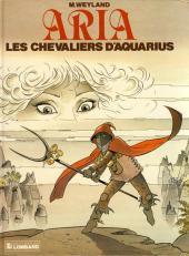 Aria -4a1985- Les chevaliers d'Aquarius