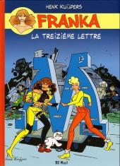 Franka (BD Must) -13TT11- La Treizième Lettre