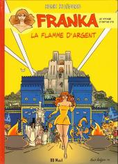 Franka (BD Must) -21TT12- La Flamme d'argent (Le Voyage d'Ishtar n°3)