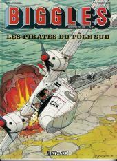 Biggles -2a- Les pirates du pôle sud