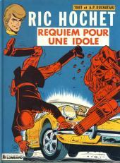 Ric Hochet -16b91- Requiem pour une idole