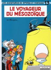 Spirou et Fantasio -13Ind- Le Voyageur du mésozoïque