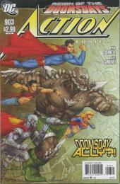 Action Comics (1938) -903- Reign of Doomsdays, part 3