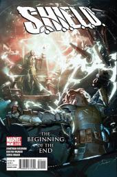 S.H.I.E.L.D. (2011) -1A- Terribilita