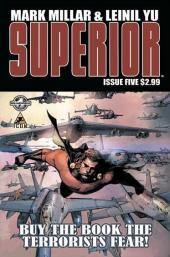 Superior (2010) -5- Issue 5