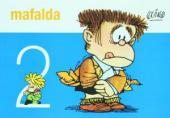Mafalda (en espagnol) -2- Mafalda