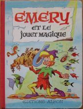 (AUT) Gotlib -1- Emery et le jouet magique
