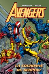Best of Marvel -28- Avengers : La Couronne du serpent