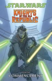 Star Wars: Knights of the Old Republic (2006) -INT01- Volume 1: Commencement