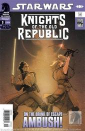 Star Wars: Knights of the Old Republic (2006) -3- Issue 3