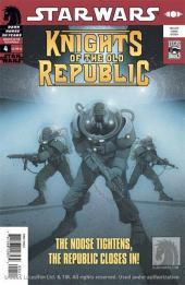 Star Wars: Knights of the Old Republic (2006) -4- Issue 4