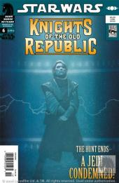 Star Wars: Knights of the Old Republic (2006) -6- Issue 6