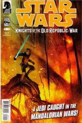 Star Wars: Knights of the Old Republic (2006) -1- War 1