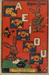 (AUT) Rabier - AEIOU - Le premier livre de l'enfance