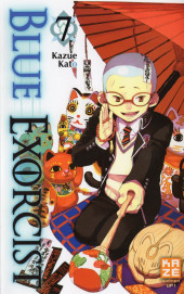 Blue Exorcist -7- Tome 7