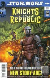 Star Wars: Knights of the Old Republic (2006) -7- Issue 7