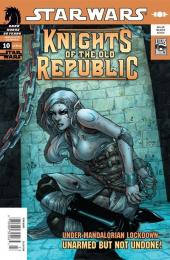 Star Wars: Knights of the Old Republic (2006) -10- Issue 10