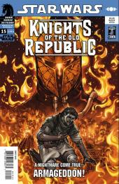 Star Wars: Knights of the Old Republic (2006) -15- Issue 15