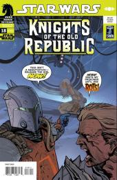 Star Wars: Knights of the Old Republic (2006) -18- Issue 18
