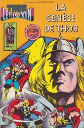 Thor le fils d'Odin -1- La Genèse de Thor