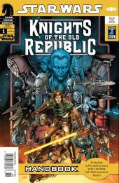 Star Wars: Knights of the Old Republic (2006) -HS- Star Wars: Knights of the old Republic Handbook
