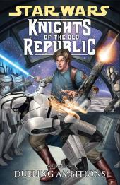Star Wars: Knights of the Old Republic (2006) -INT07- Volume 7: Dueling ambitions