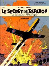 Blake et Mortimer (Historique) -1b74- Le Secret de l'Espadon - Tome I - La Poursuite fantastique