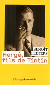 (AUT) Hergé -4b- Hergé, fils de Tintin