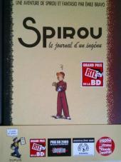 Spirou et Fantasio par... (Une aventure de) / Le Spirou de... -4COF- Le journal d'un ingénu