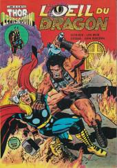 Thor le fils d'Odin -20- L'œil du dragon