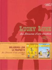 Lucky Luke - Les Dessous d'une création (Atlas) -31- Oklahoma Jim - Le Prophète
